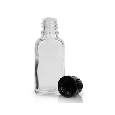 Buteleczka butelka szklana z KROPLOMIERZEM 30ml