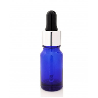 Buteleczka szklana z PIPETĄ na oleje, serum 10ml